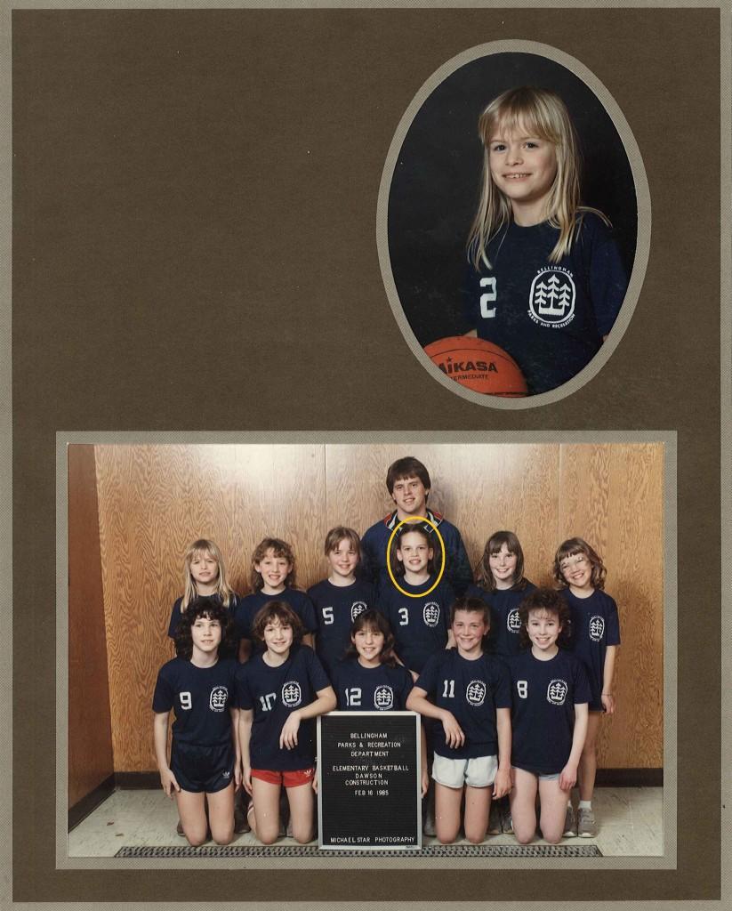 Hilary Swank, Age 11