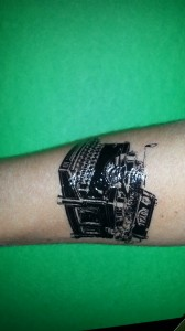 Tattify Typewriter Tattoo